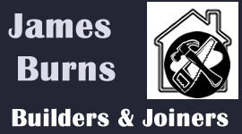 James Burns Builders & Joiners Company Logo